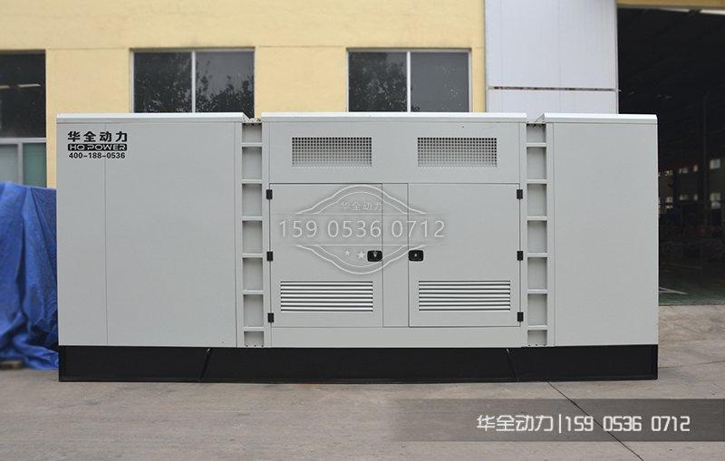 700kw玉柴柴油發電機組
