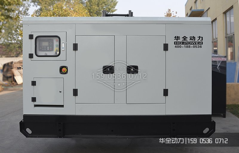 潍坊柴油发电机80kw